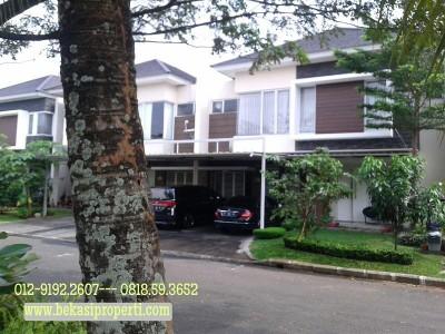 Rumah dijual Grandwisata Bekasi, dicluster terbaik dekat waterboom, esklusive dan mewah.